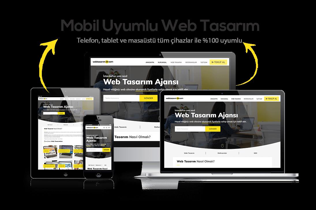 mobil-uyumlu-web-tasarim