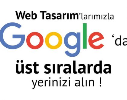 web-tasarim-google-uste-cikma